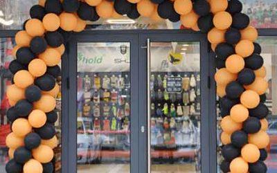 "На 20.03.2019 ""Бултекс 99"" ЕООД откри нова складова база и магазин в гр. Плевен"